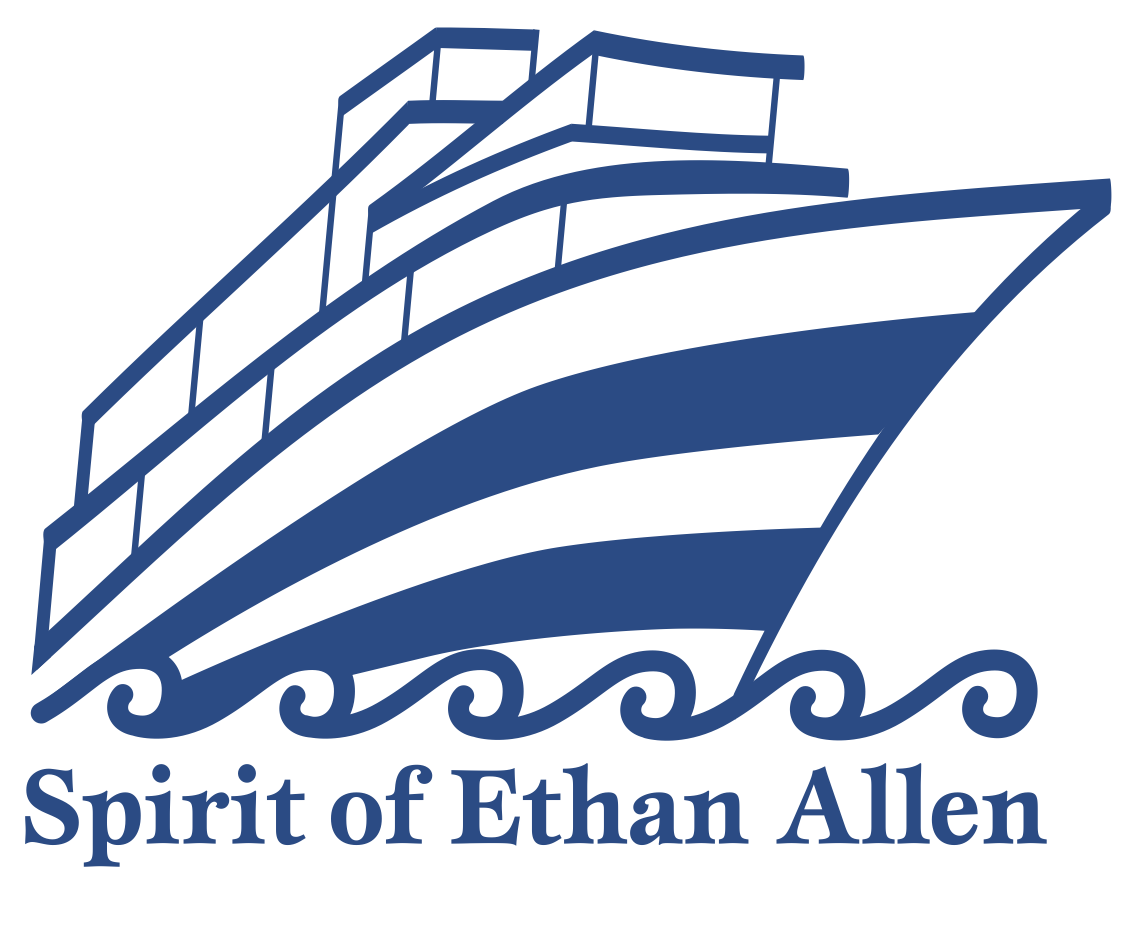 Spirit of Ethan Allen Ship Logo