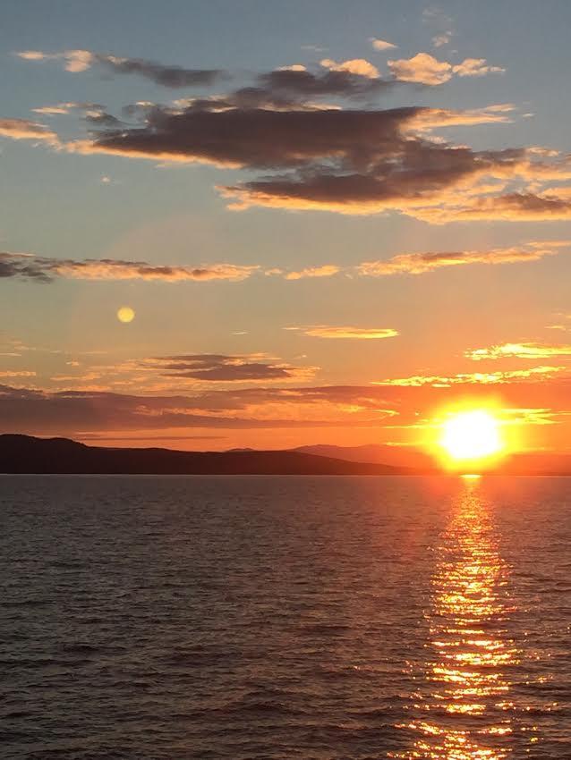sunset  u2013 spirit of ethan allen